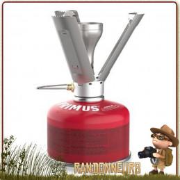 Réchaud Primus Fire Stick au gaz ultra léger pour randonner minimaliste puissant
