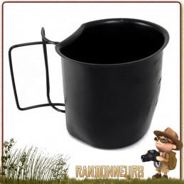 quart gamelle acier inox bcb international pour boire, cuisiner pour gourde randonnée bushcraft