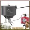 Popote Réchaud Windburner Group System MSR casserole 2.5L anti-adhésive Céramique exclusive pour réchaud Windburner MSR