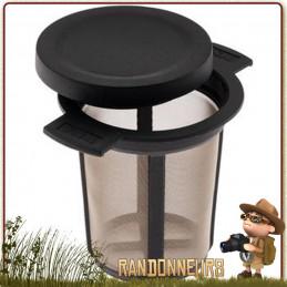 filtre à café et thé Mugmate de MSR, préparez vos boissons chaudes lors d'un trek nomade et randonnée légère