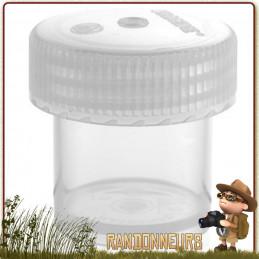 Boite de Stockage Jar 30ml Nalgene Polypropylène pour le transport et le stockage aliments, produits cosmétiques