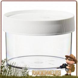 boite hermétique Polypropylène storage jar nalgene 50 cl pour le transport et stockage aliments et métariel