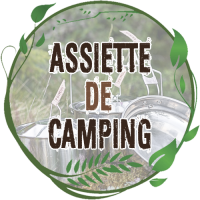 Assiette de Camping inox robuste tatonka Assiette camping aluminium cao vaisselle collectivité assiette tole émaillée highlander