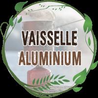 Vaisselle Aluminium