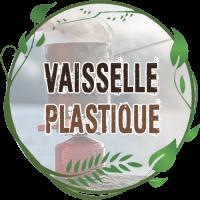 Vaisselle Plastique
